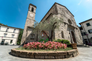 Bagno di Romagna, il borgo delle terme