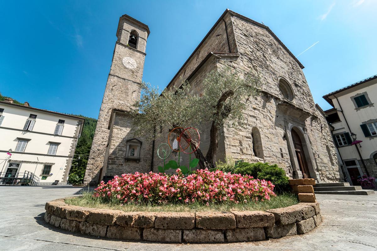 Bagno di Romagna, a thermal village