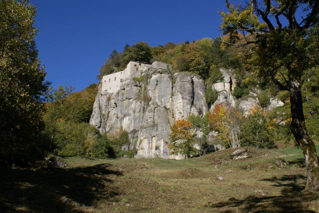 La Verna Sanctuary | Ph. © Giacomini, via Foreste Casentinesi Park