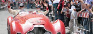 Mille Miglia 2017 attraverso la Motor Valley di Emilia-Romagna