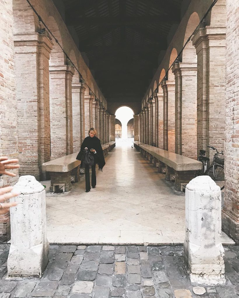 Rimini, ancient fish market – Ph.@ginazammit