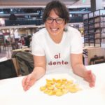 Tortelloni master at FICO Eataly World – Ph. @ginazammit