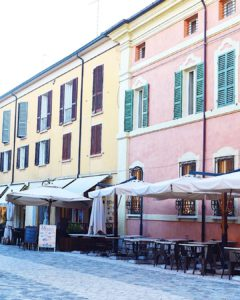 Discovering the Emilia-Romagna's delights