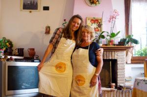 [#APranzoconTER Ep.1 Ravenna] Mamma Lucia e i Cappelletti Romagnoli