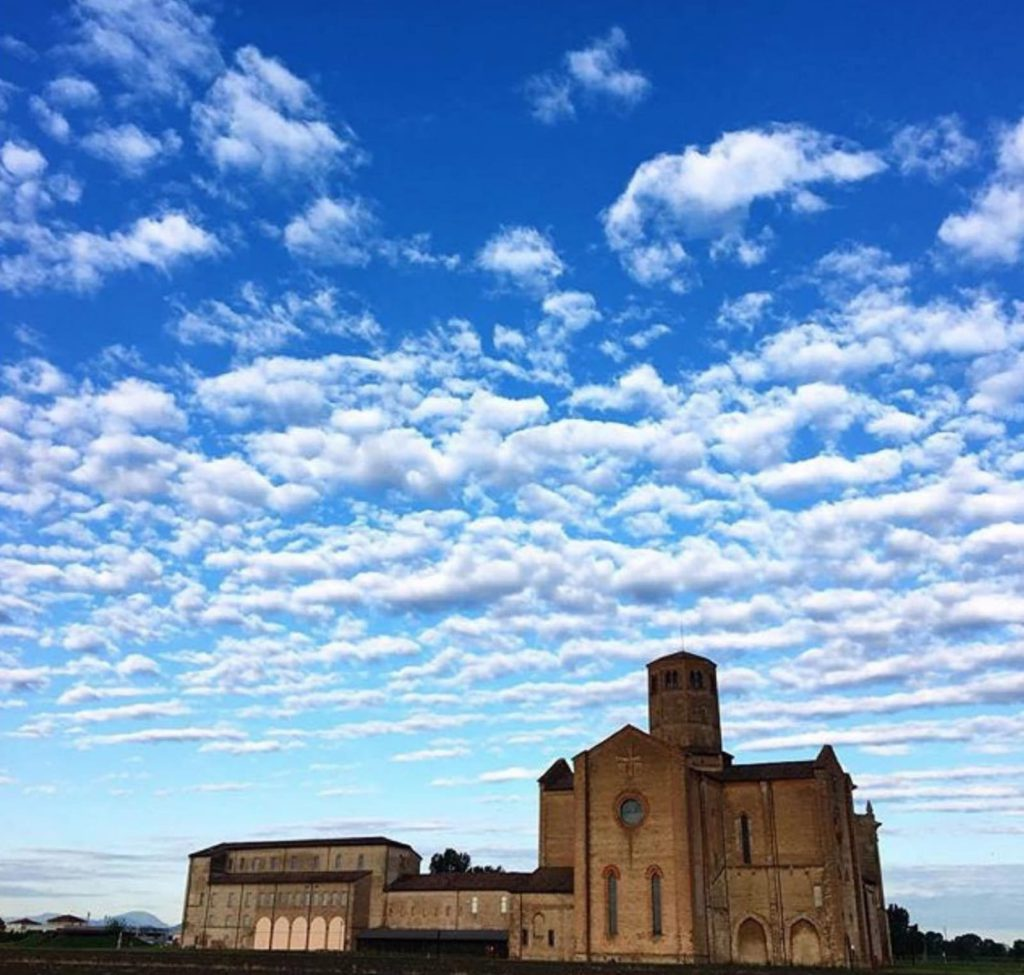 Valserena Abbey of Parma