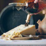 Aceto Balsamico Tradizionale e Parmigiano Reggiano,via Facebook