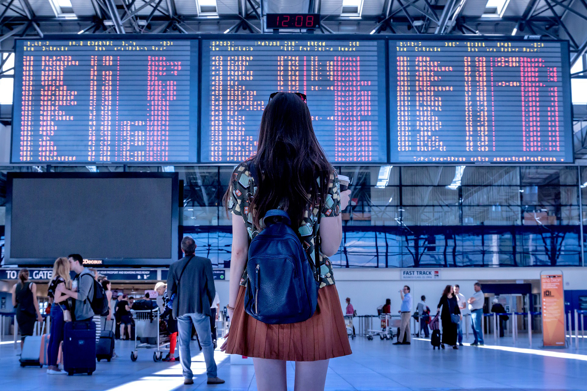 Airports in Emilia Romagna: how to arrive by plane