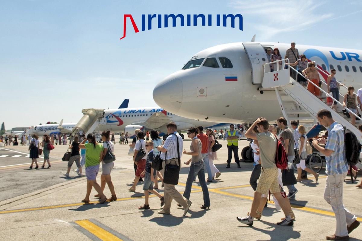 Ariminum - Aeroporto Internazionale 'Federico Fellini' di Rimini - San Marino