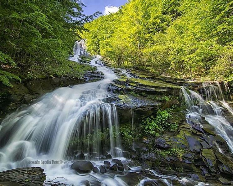 The most gorgeous waterfalls in Emilia-Romagna | Part II