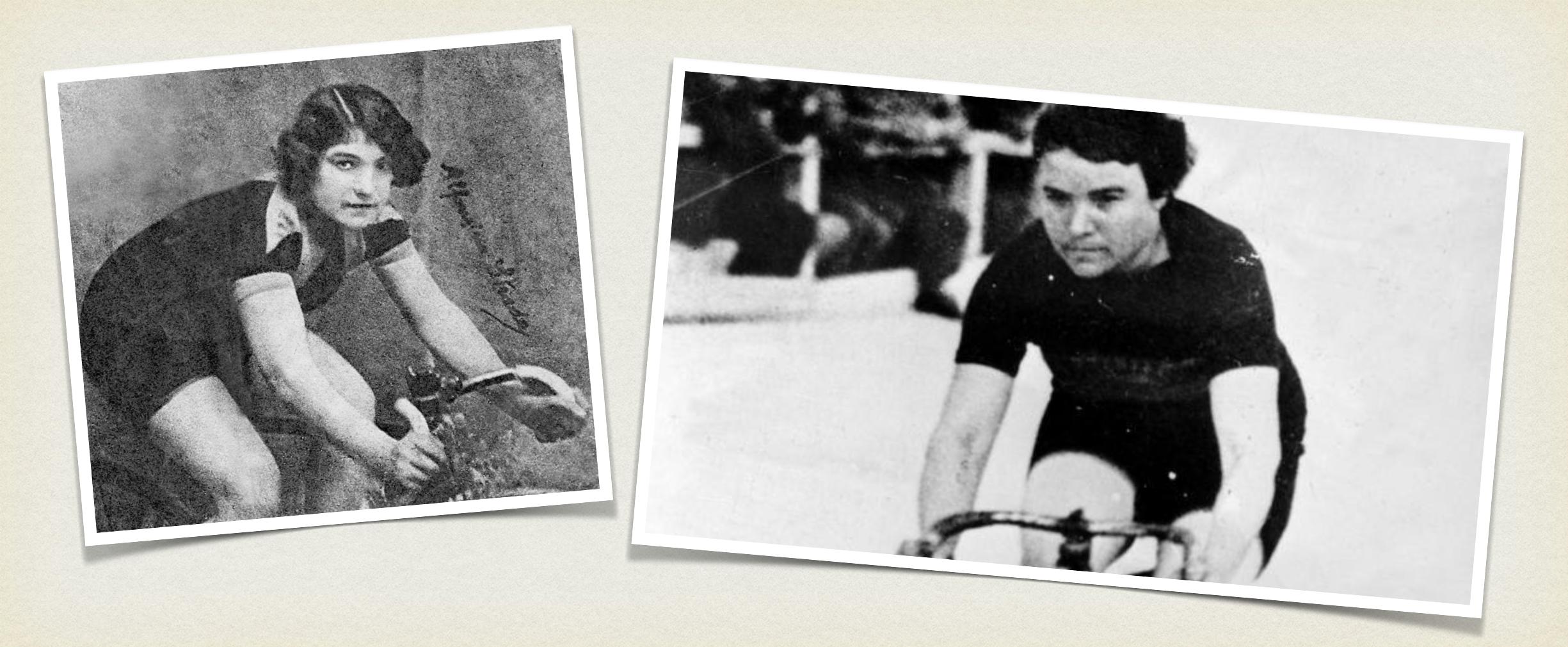 Alfonsina Strada, two-wheel pioneer