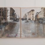 Alfredo Pini, mostra a Palazzo Bellini, Comacchio|Ph. Sara Pannuzzo