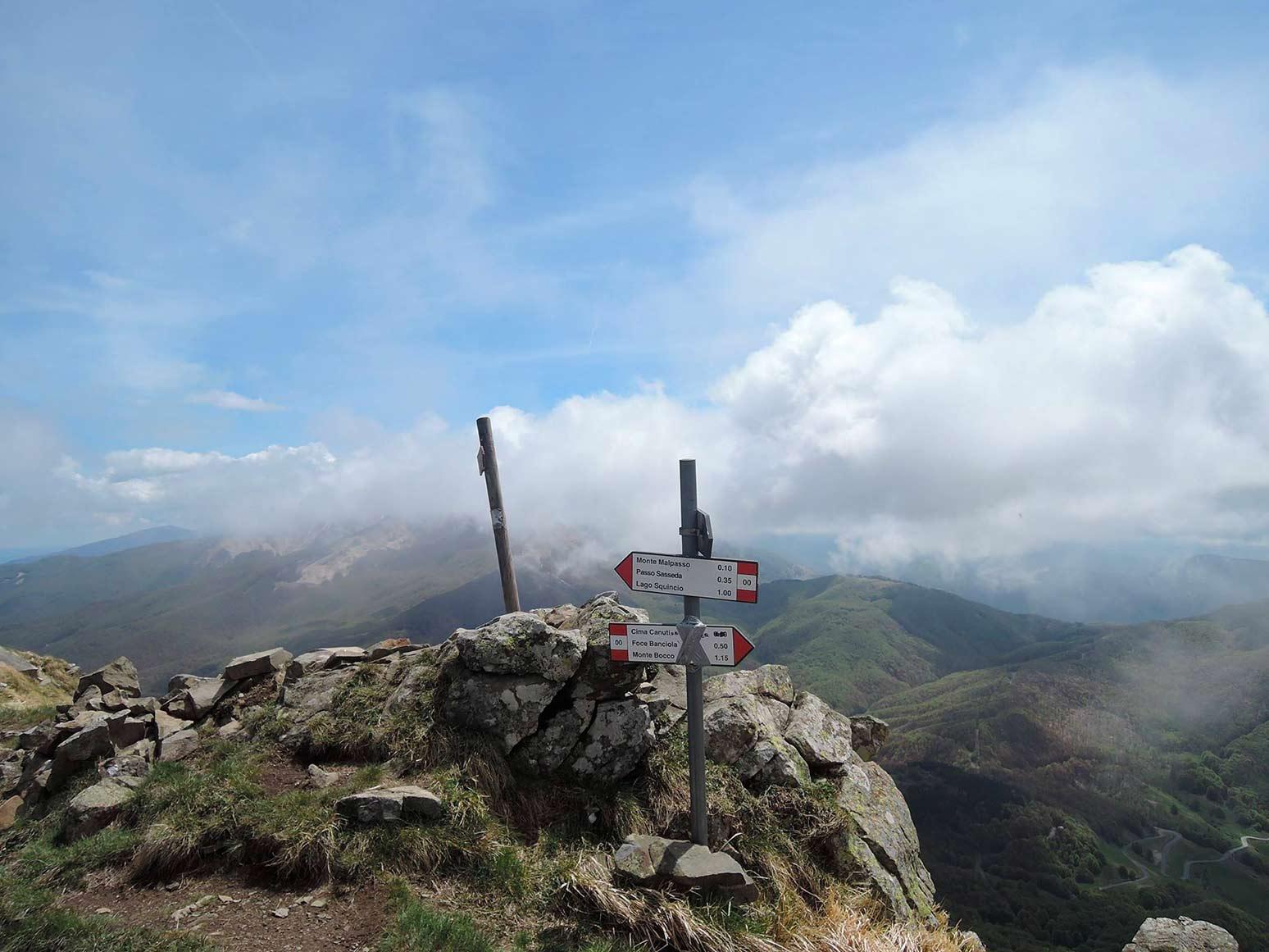 Alta Via Trail of the Parks