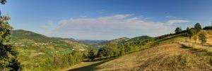 Escursioni d'autunno in Val Tidone
