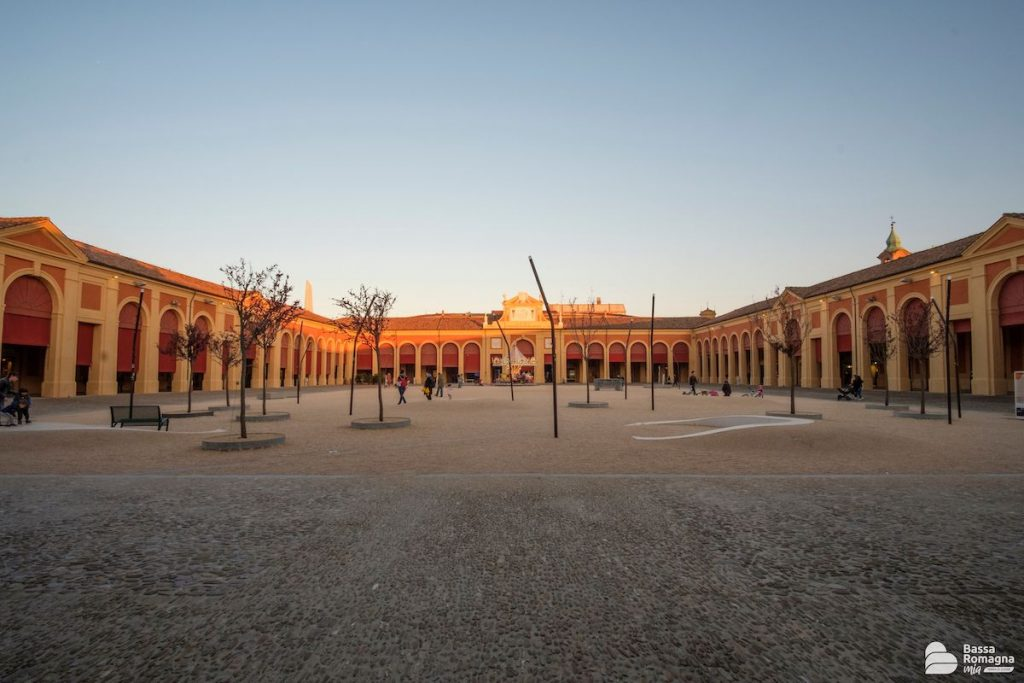 Lugo (RA), Pavaglione, Archivio BassaRomagnaMia, CC-BY-NC-SA 3.0