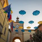 Sant'Agata sul Santerno (RA), Porta della città, Archivio BassaRomagnaMia, CC-BY-NC-SA 3.0