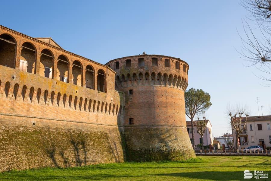 Bagnara di Romagna (RA), Castello Sforzesco, Archivio immagini BassaRomagnaMia, CC-BY-NC-SA3.0