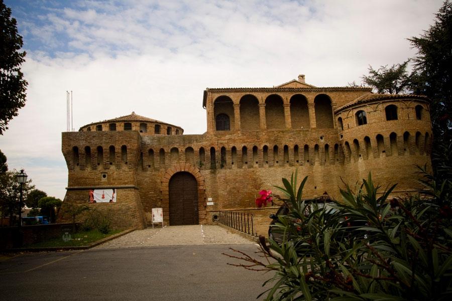 Bagnara (RA), Rocca, ph. Comune di Bagnara