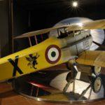 Francesco Baracca Fighter aircraft – Ph. Francesco Baracca Museum