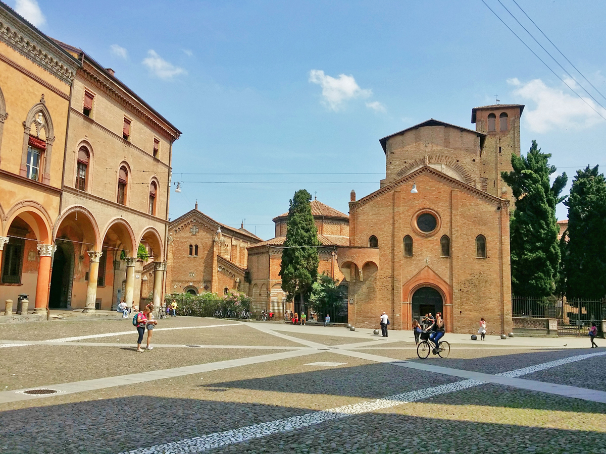 Complex of Santo Stefano (Bologna)