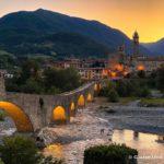 Bobbio, Ponte Gobbo Ph. @gianmariacabrini via Instagram