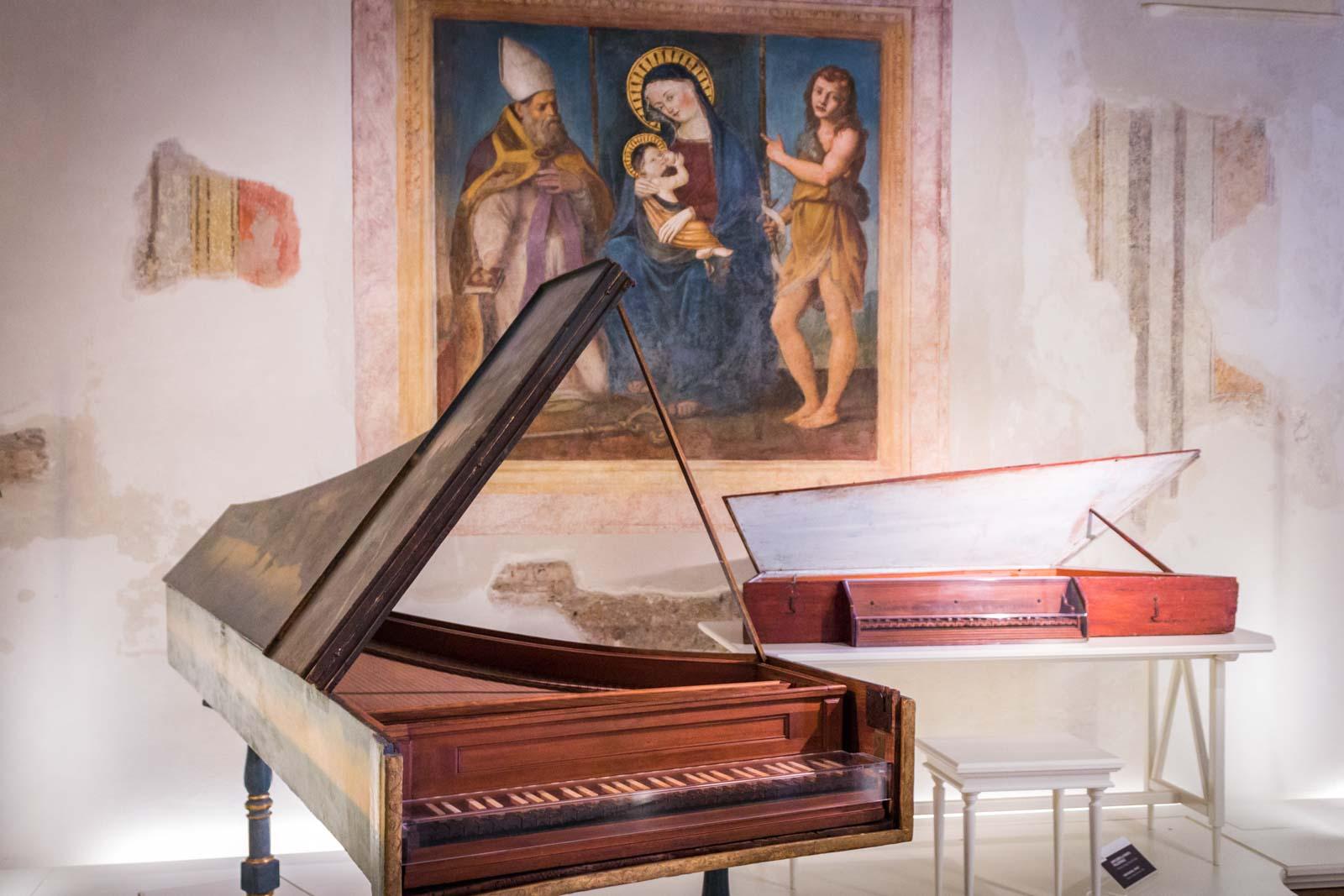 Bologna, International Music Library | Ph. Michael Turtle