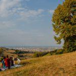 Bologna, panorama da Villa Ghigi, ph. bolognawelcome.com