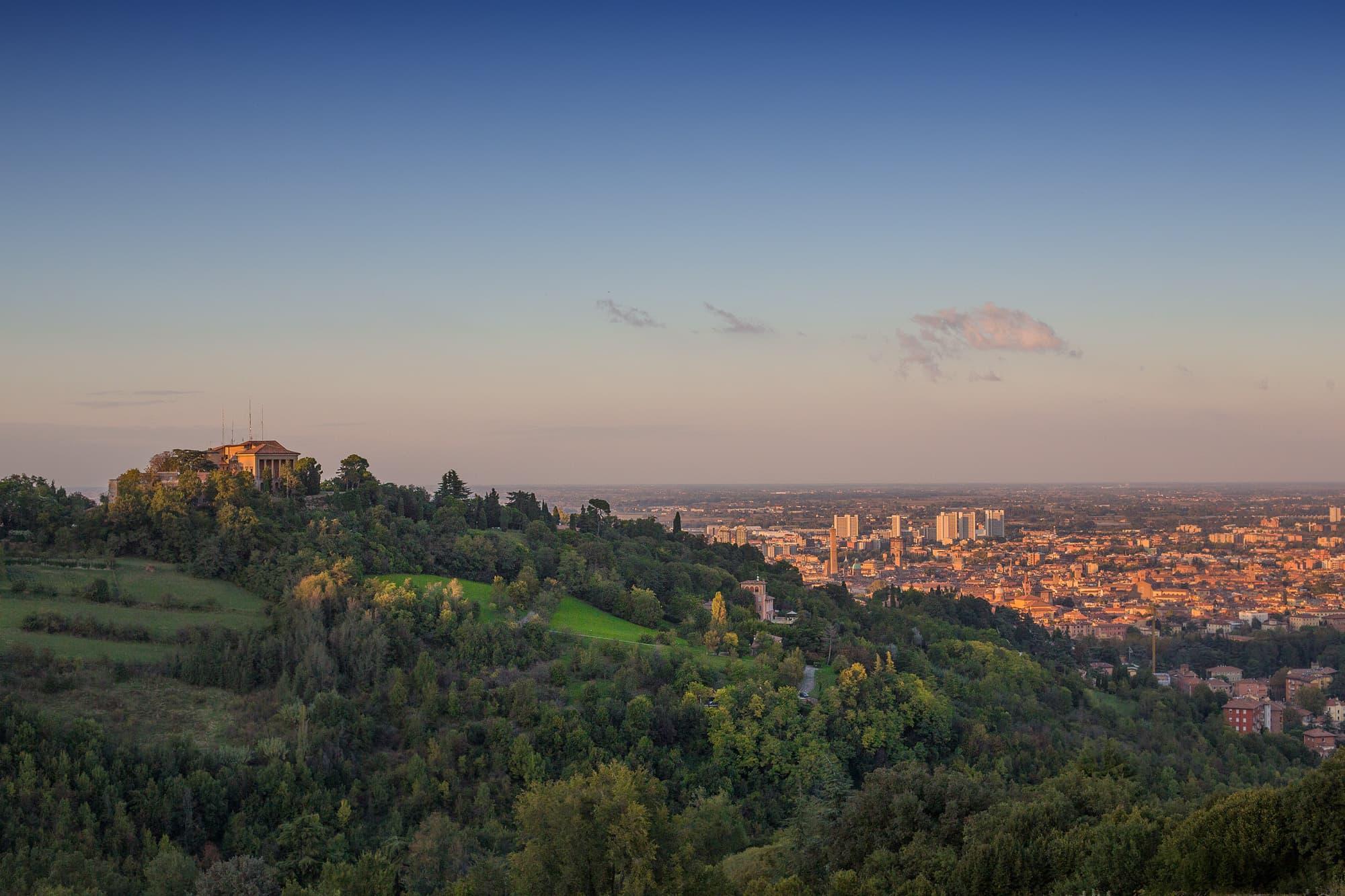 [Parlami di tER] Gli spazi verdi della città Rossa, Bologna!