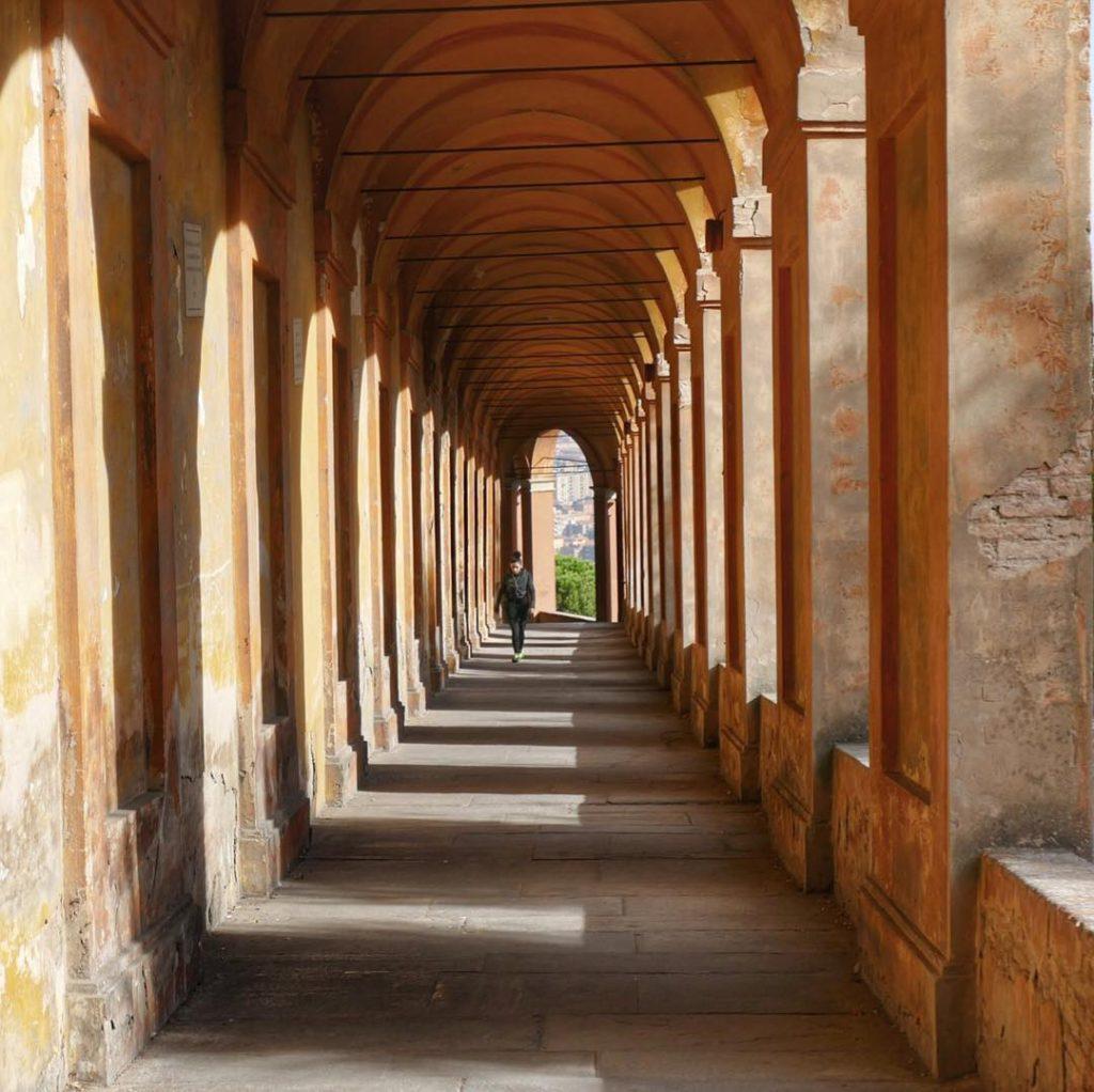 Portici di San Luca,Bologna Ph. actoftraveling
