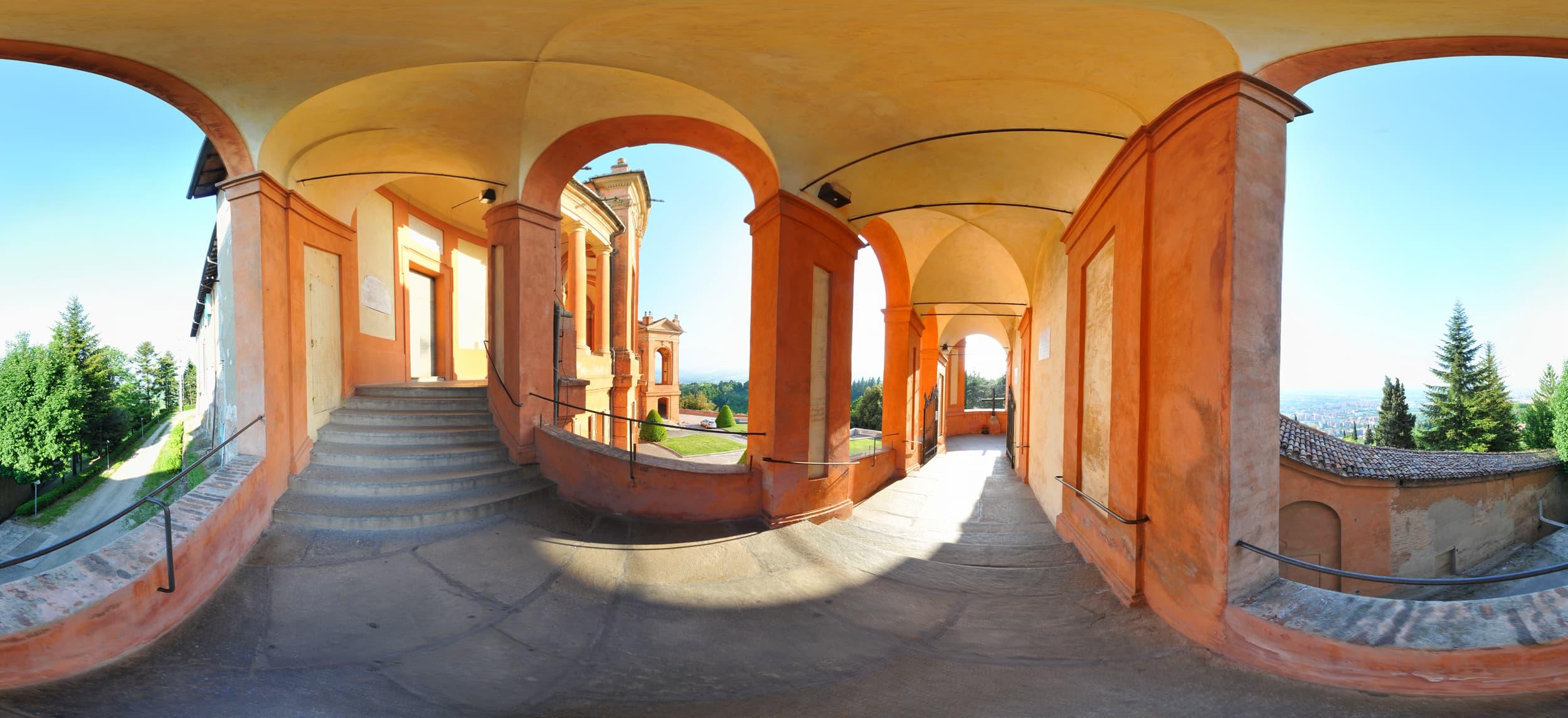[Parlami di tER] Alla scoperta dei Portici di Bologna candidati Patrimonio UNESCO