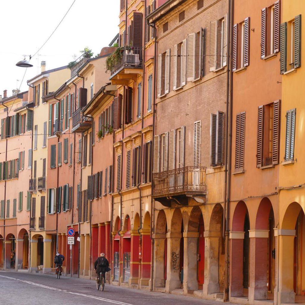 Portici, Bologna Ph. actoftraveling