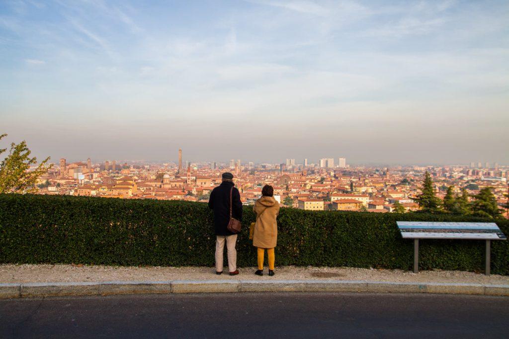 Bologna, vista panoramica da San Michele in bosco, ph. bolognawelcome.com