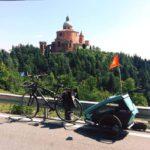 Bologna, San Luca in bici, ph. Dynamo Velostazione