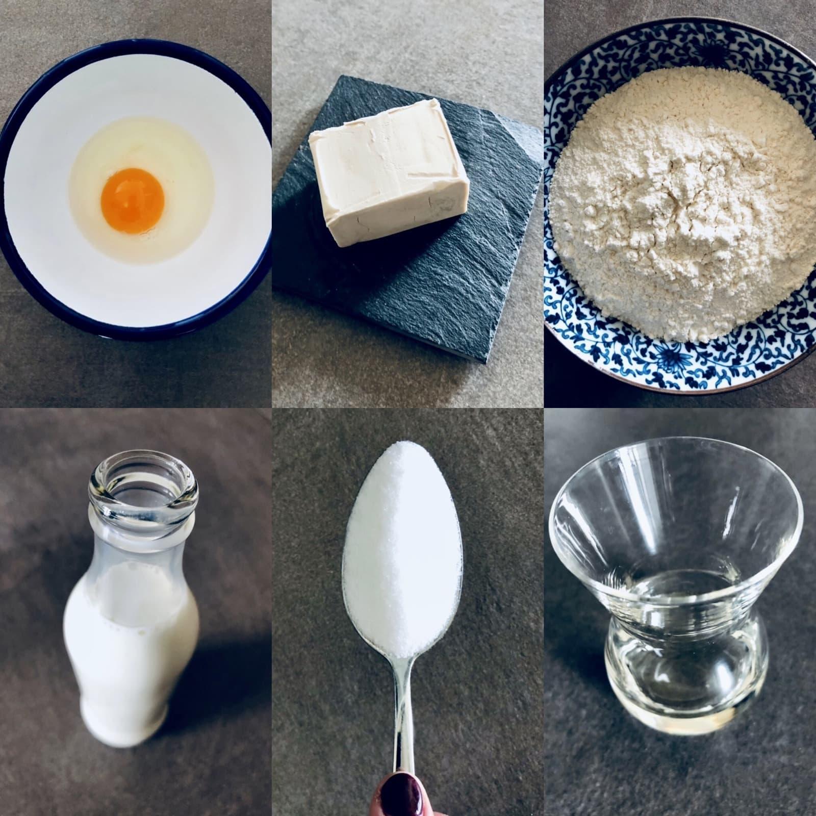 Bomboloni, Ingredients | Ph. FedeCortezzi