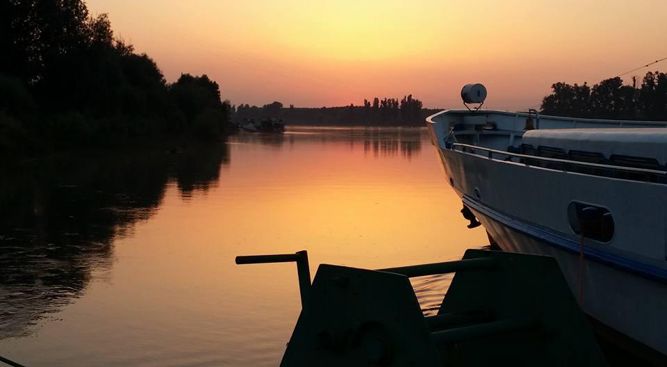 Fiume Po a Boretto | Ph. Stradivari Boat