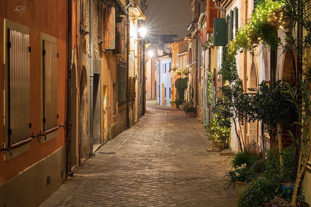 Borgo San Giuliano, Rimini   Ph. @pesoloaldo