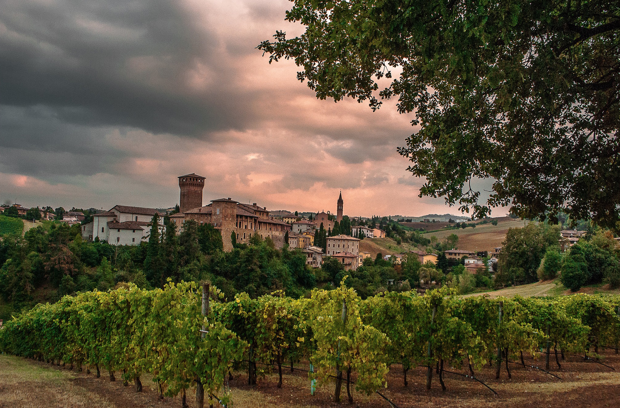 Castle of Levizzano Rangone (MO) | Ph Angelo Nacchio