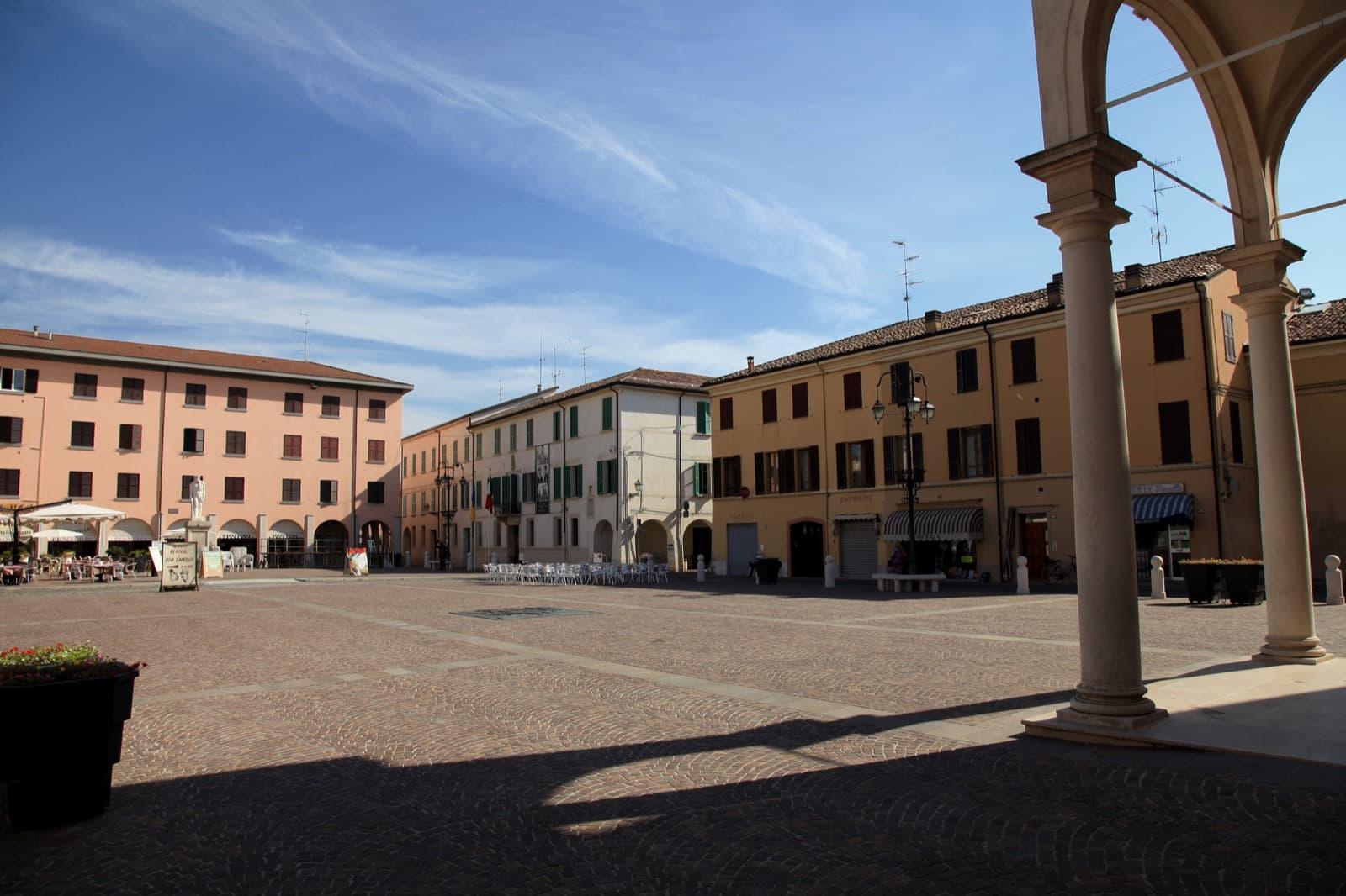 Brescello, Don Camillo and Peppone's village