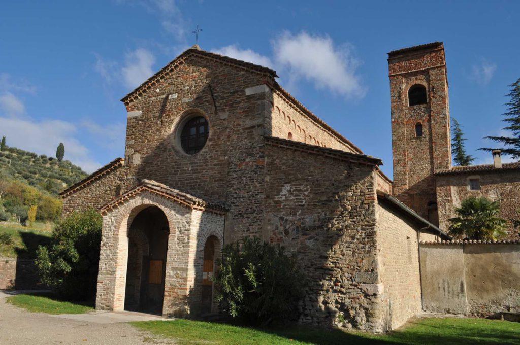 Brisighella, Chiesa di San Giovanni Battista in Ottavo (Pieve del Thò) via brisighella.org website