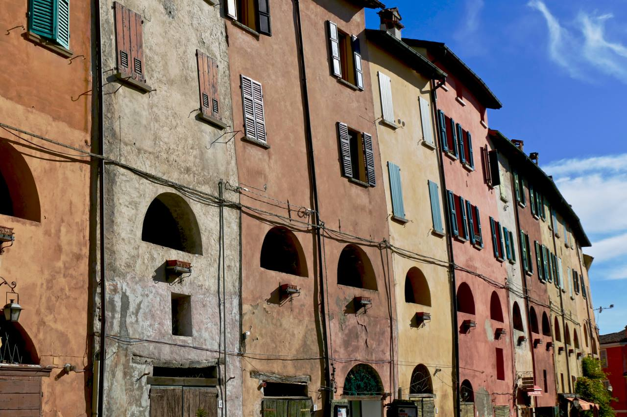 Brisighella, Via degli Asini | Ph. @ActOfTraveling
