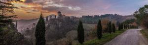 Valentine's Day: the most romantic villages in Emilia-Romagna