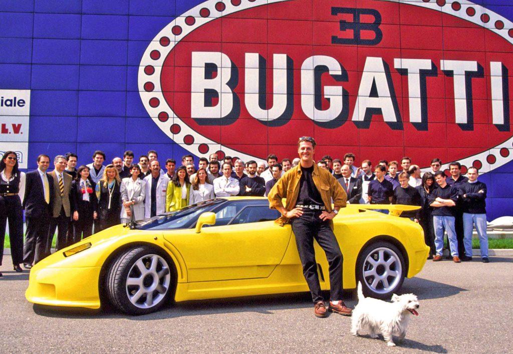 Modena, Stabilimento Bugatti Campogalliano - Ph. Bugatti Campogalliano