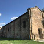 Campagnola Emilia, Abbazia della Santissima Trinità Ph. Cristina Accorsi via camminiemiliaromagna website