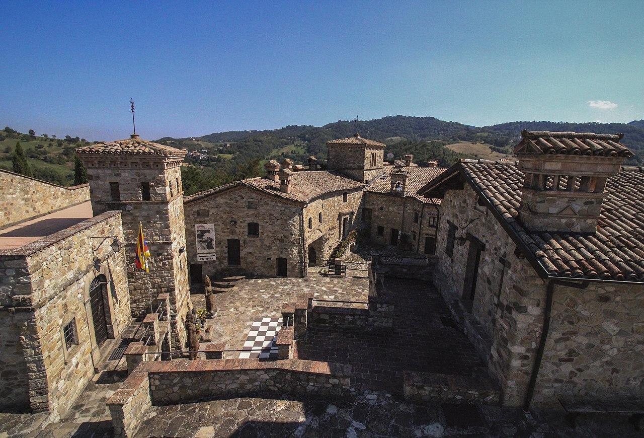 Canossa (RE),Votigno, borgo di altri tempi, ph. Giorgia Lottici_ CC BY-SA 4.0