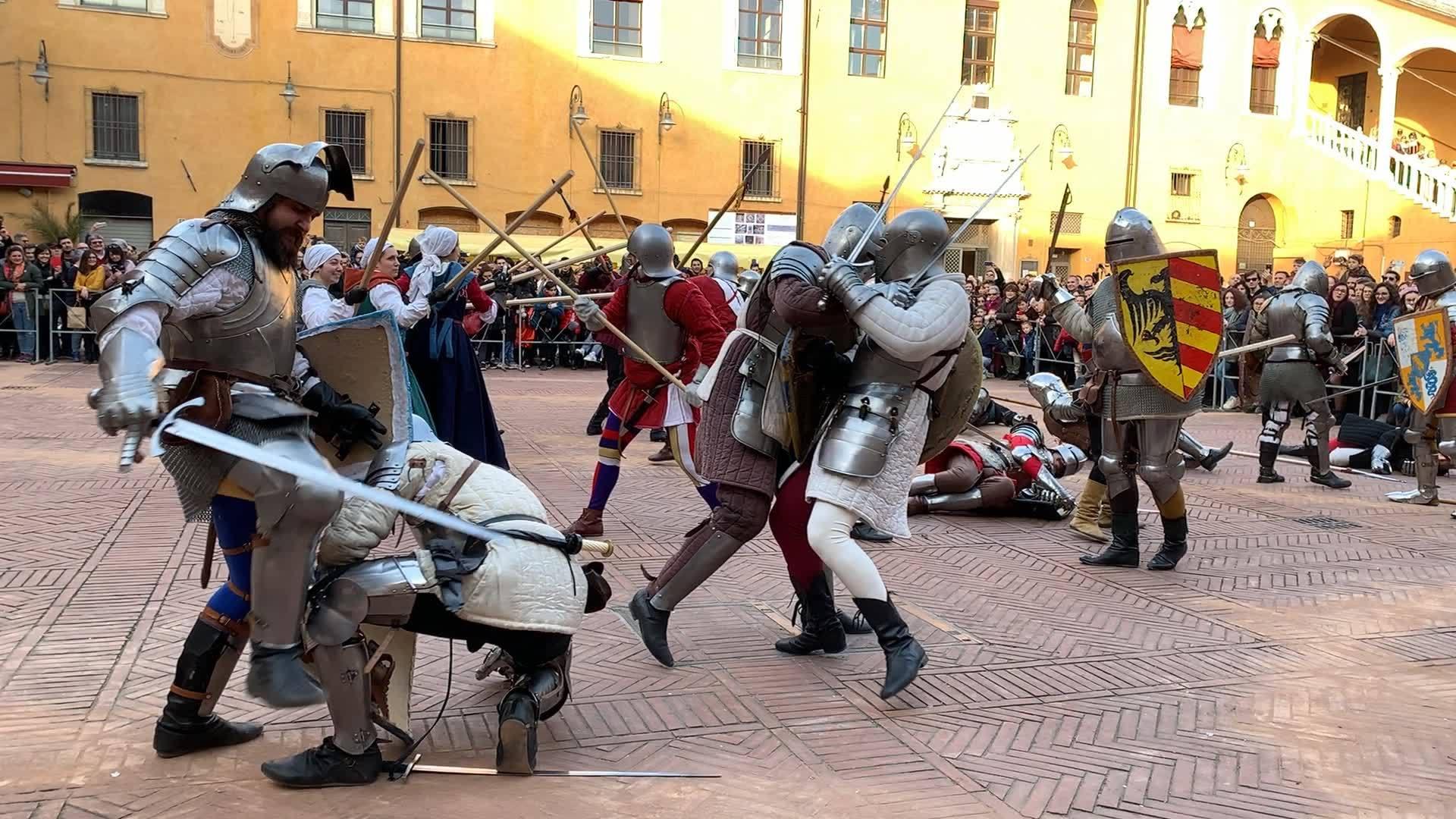 Carnevale Rinascimentale Ferrara 2019 | Ph. Carnevale degli Este via Facebook