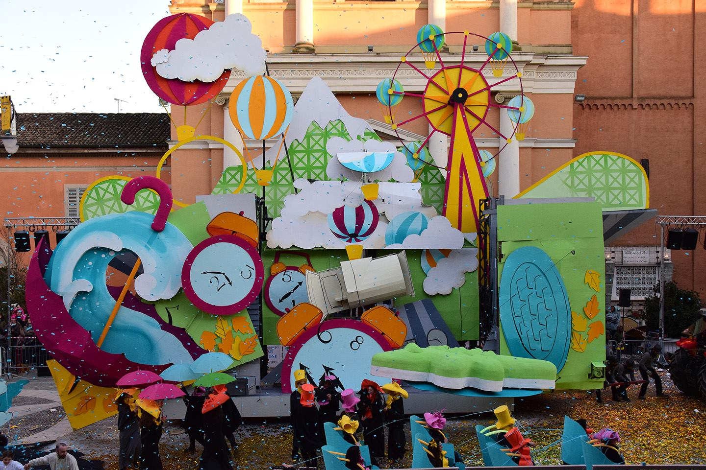 5 eventi di Carnevale da non perdere in Emilia-Romagna