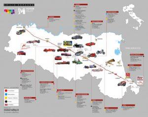 Supercars italiane: itinerario tra le auto da sogno #inEmiliaRomagna