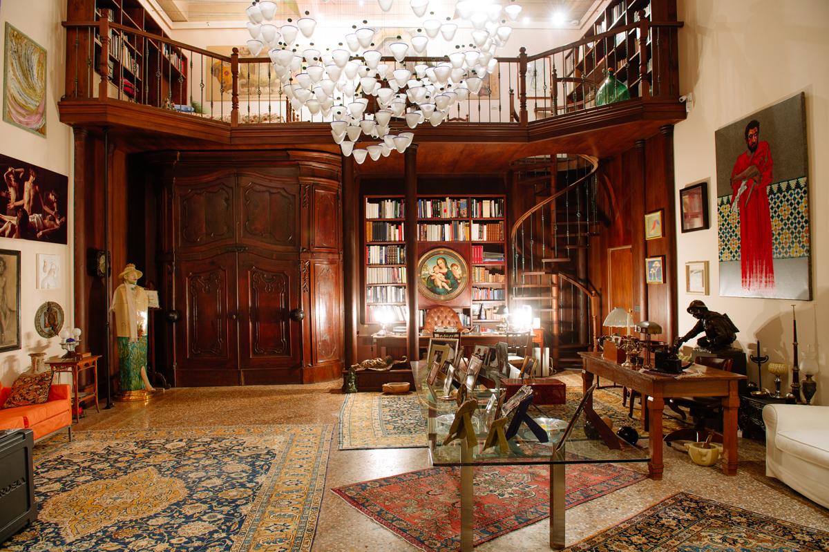 The House of Lucio Dalla in Bologna