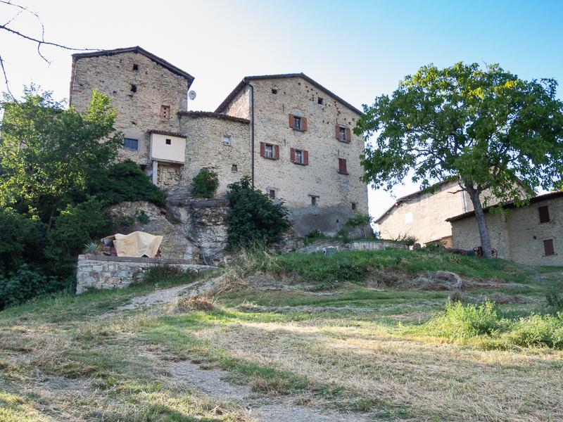 Borgo medievale di Croveglia.