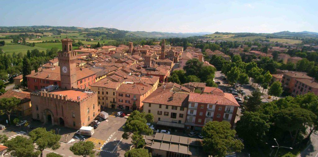 Castel San Pietro Terme (BO),ph. Comune di Castel San Pietro Terme via FB