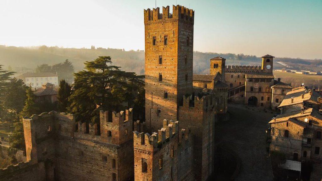 Castell'Arquato @lorenzo_dorazio via Instagram